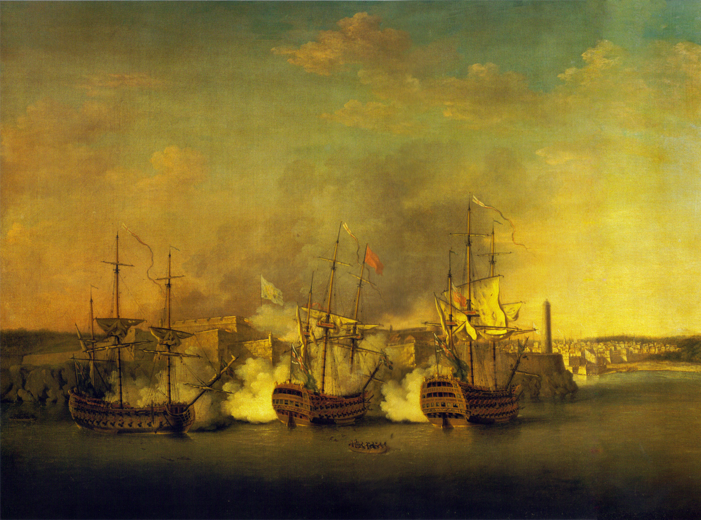 bombardment-of-the-morro-castle-1-july-1