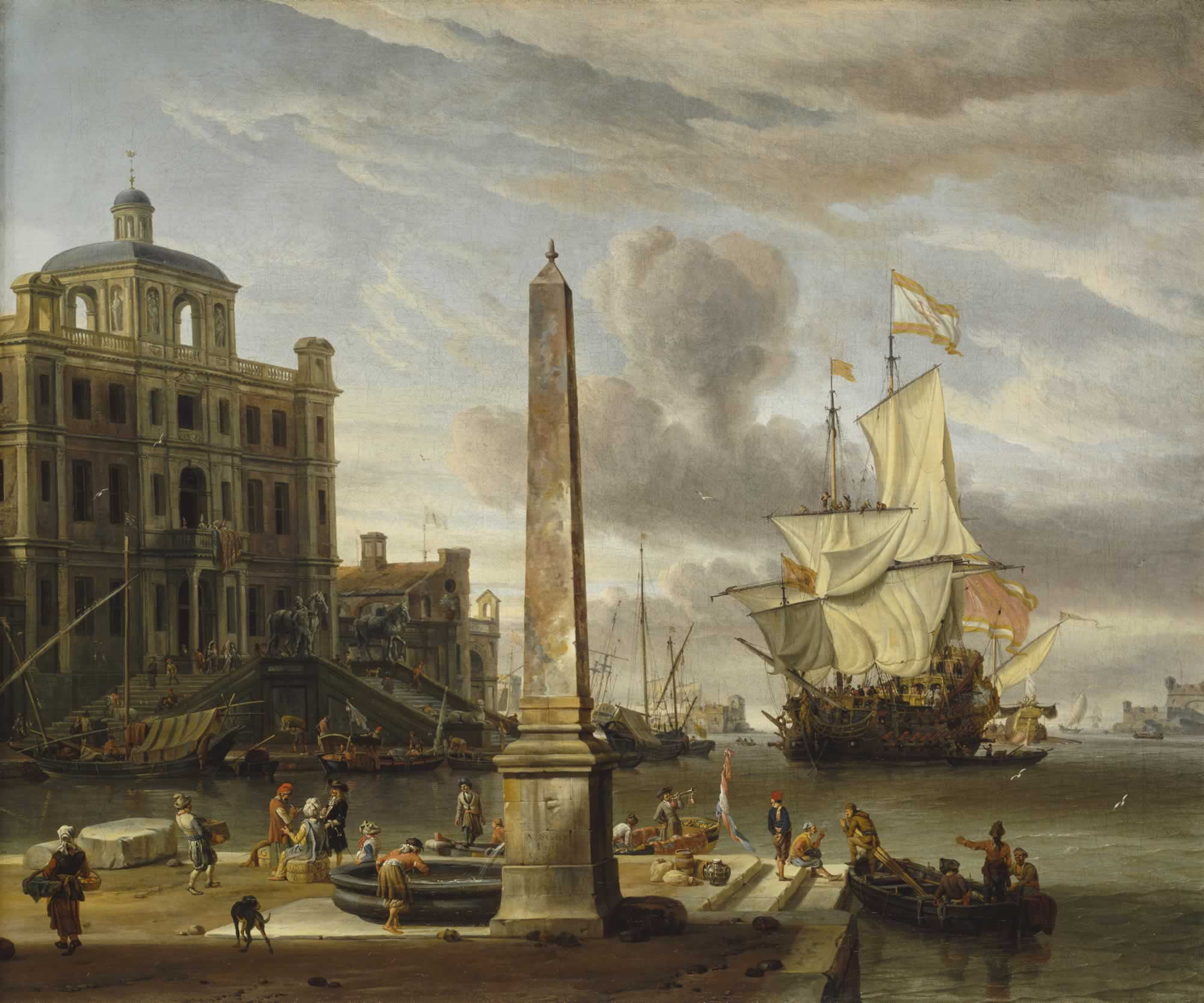 italianate-harbour-view-with-a-fantasy-b