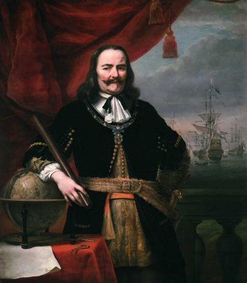 Lieutenant-Admiral Michiel de Ruyter (1607–76)